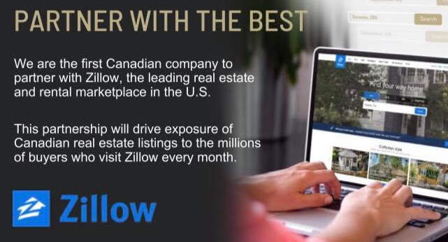 Century 21 Canada Partners With Zillow