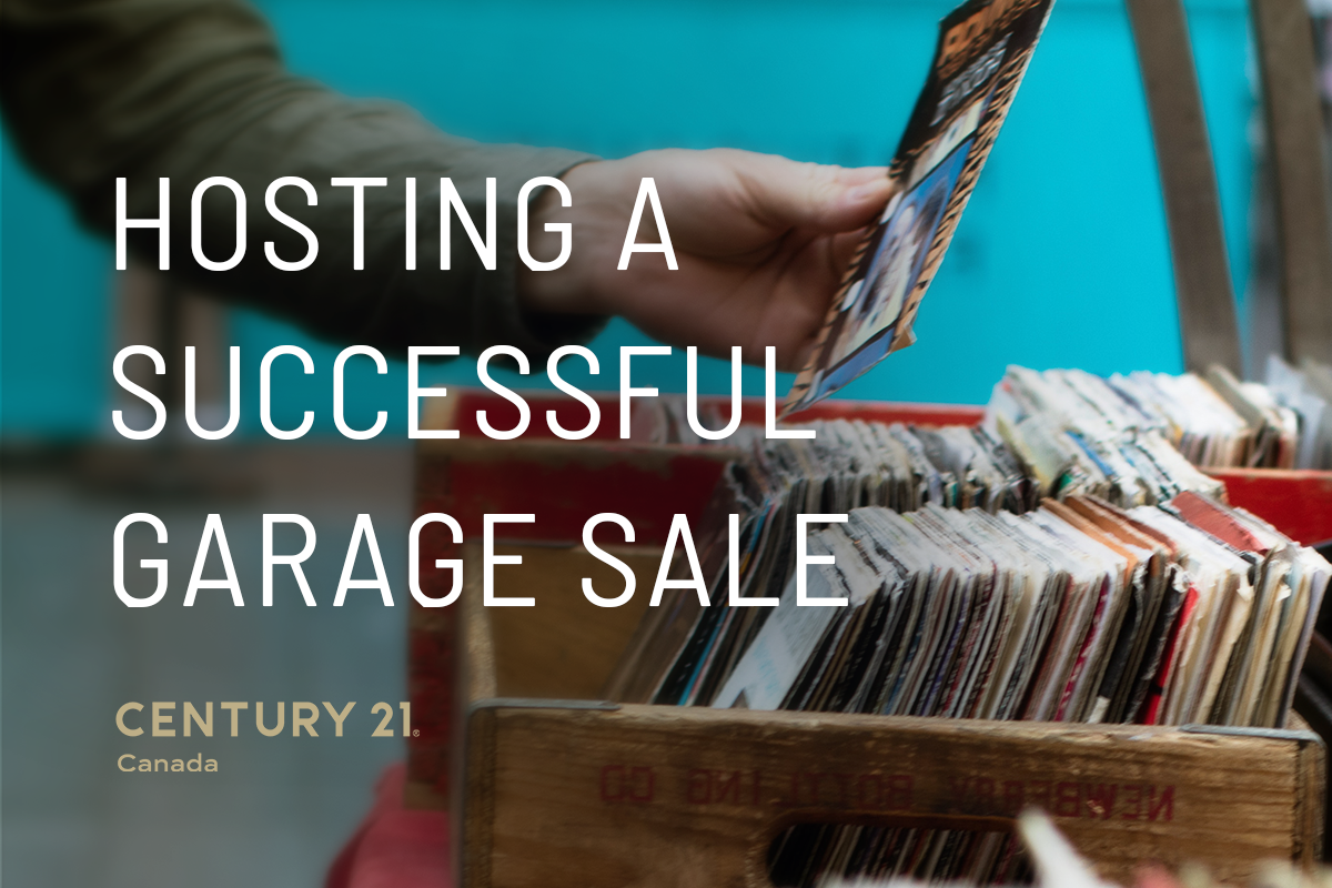 Hosting A Successful Garage Sale